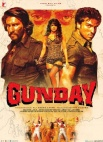 Gunday (Hindi DVD)