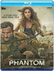 Phantom (Hindi-Bluray)