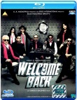 Welcome Back (Hindi-Bluray)