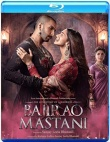 Bajirao Mastani (2-Disc) (Hindi-Bluray)