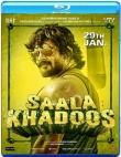 Saala Khadoos  (Hindi-Bluray)