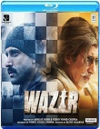 Wazir (2-Disc) (Hindi-Bluray)