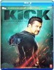 Kick (Hindi-Bluray)
