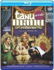 Tanu Weds Manu Returns (Hindi-Bluray)